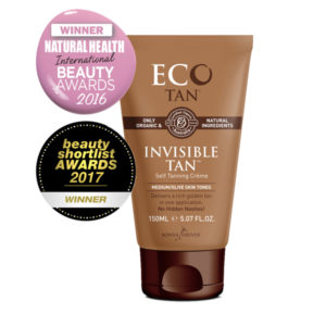 ECO TAN INVISIBLE TAN WITH AWARDS