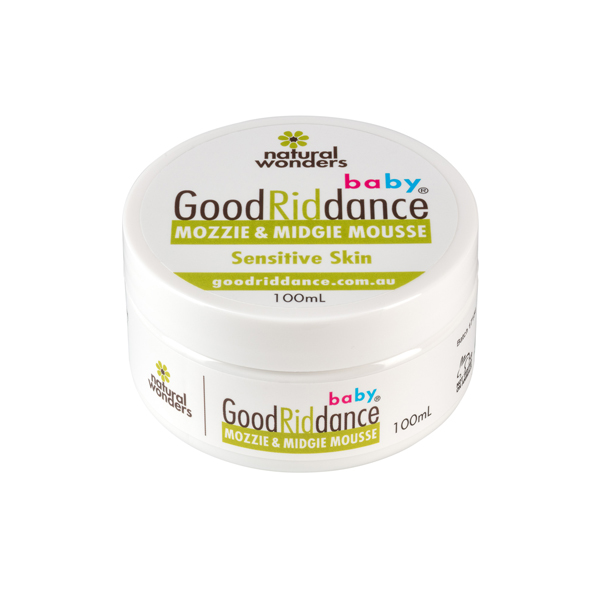 GOOD RIDDANCE MOZZIE FOR SENSITIVE SKIN (BABY)