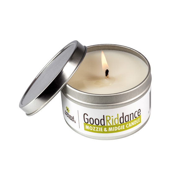 GOOD RIDDANCE MOZZIE & MIDGE CANDLE