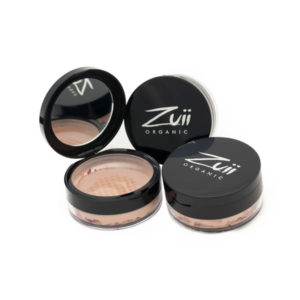 ZUII ORGANIC FLORA LOOSE POWDER FOUNDATION